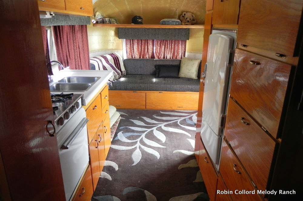 1956 Airstream Flying Cloud 22 Texas