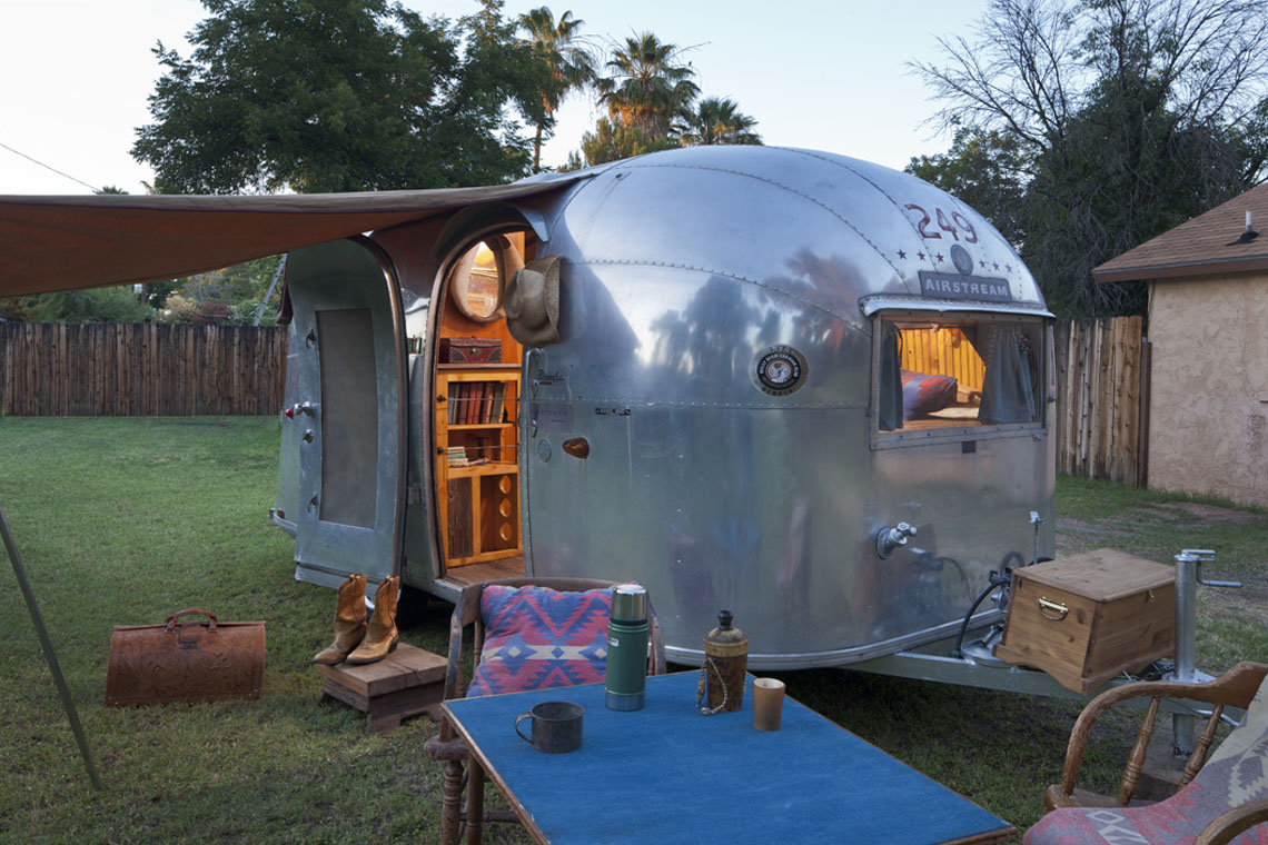 1961 airstream bambi 16 arizona. Black Bedroom Furniture Sets. Home Design Ideas