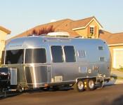 2013 Airstream International 23 - California