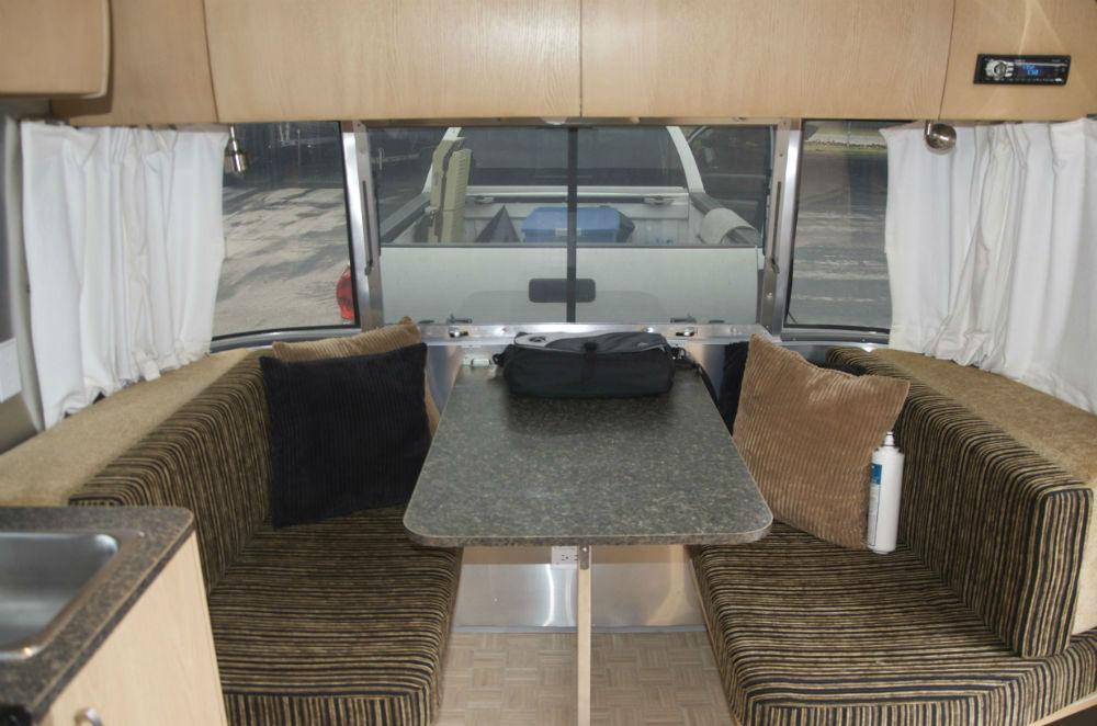 2008 Airstream Safari Se 19 Texas