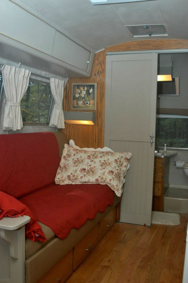 Airstream Trailer For Sale >> 1963 Airstream Globetrotter 19 - New York