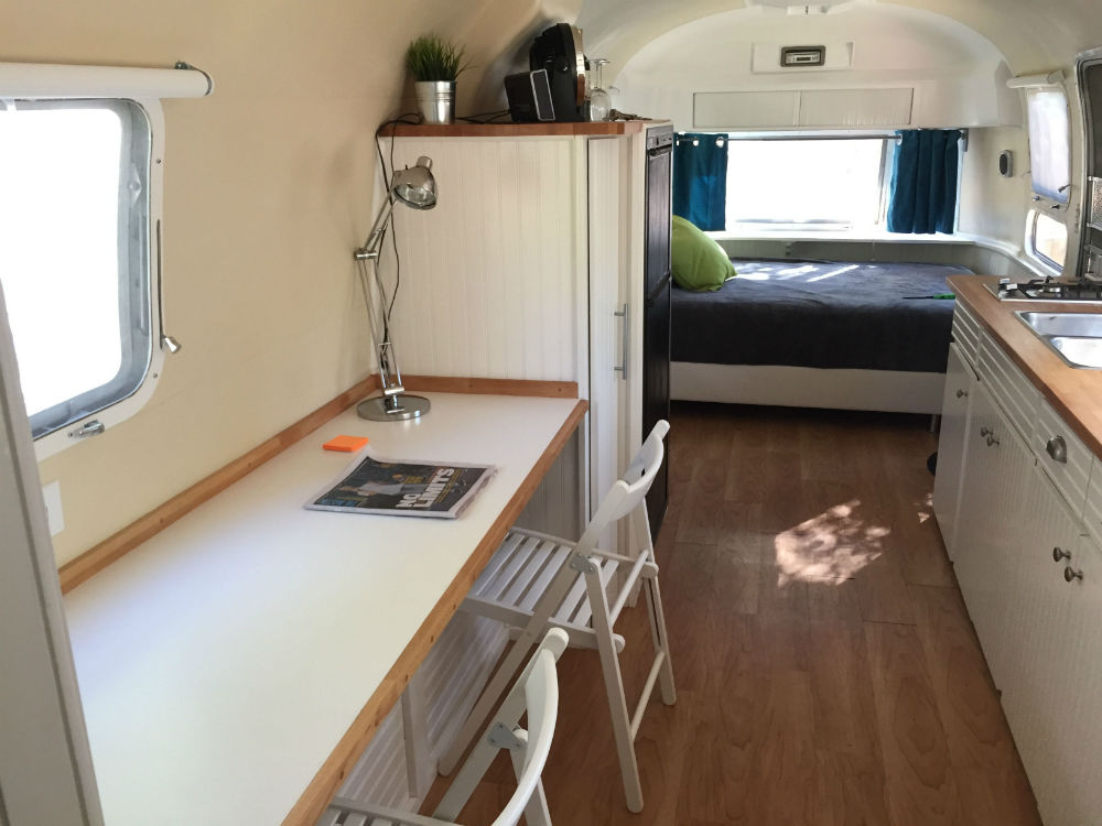 1973 Airstream Sovereign 31 Texas