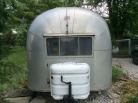 1957 Airstream Flying Cloud 22 - Indiana