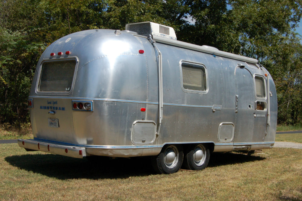 1971 Airstream Safari 23 Texas