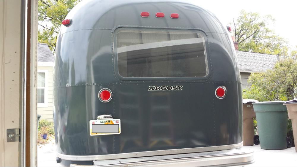 1974 Airstream Argosy 24 Utah