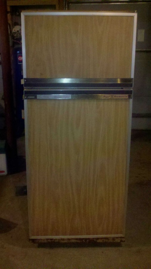 Rv For Sale Canada >> Dometic RM100 refrigerator(nonworking)