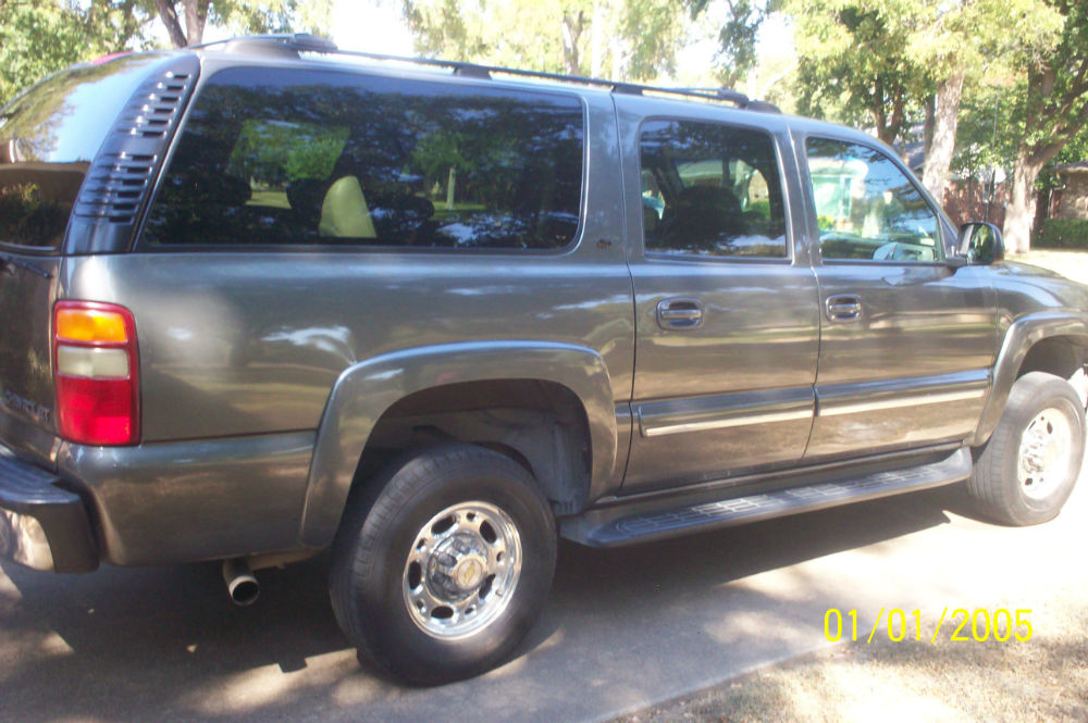 2002 chevrolet suburban 2500 3 4 ton. Black Bedroom Furniture Sets. Home Design Ideas