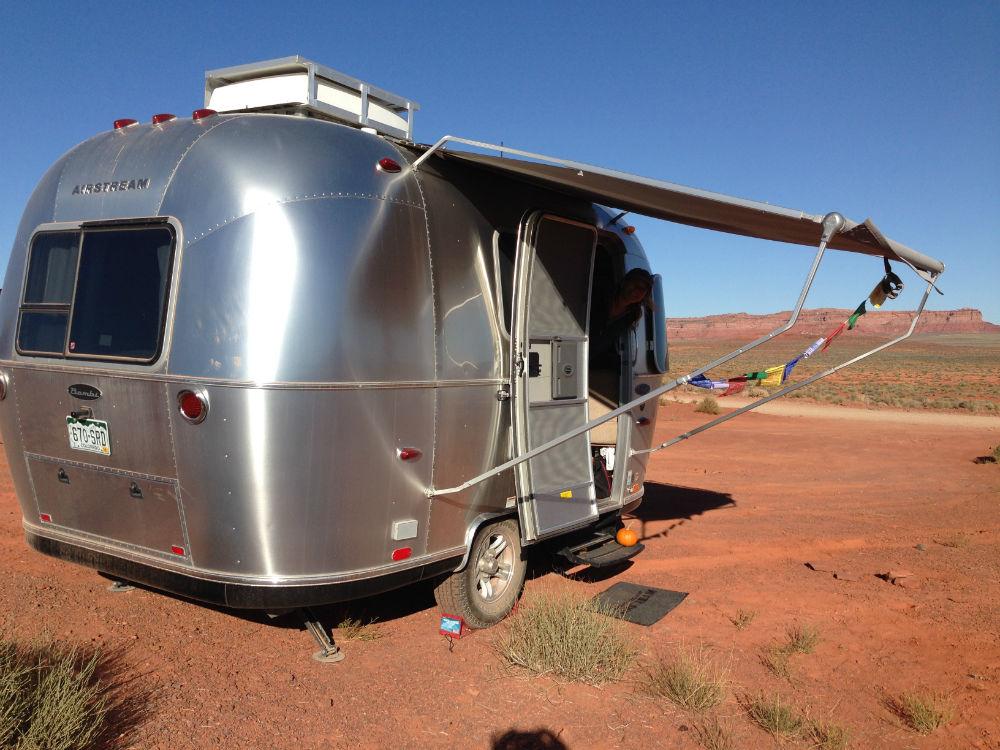 2012 Airstream Sport 16 Colorado