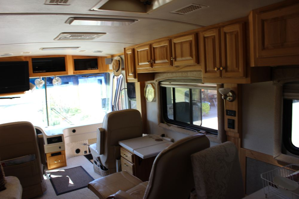 2004 Airstream Land Yacht 390 Xl 396 39 Texas