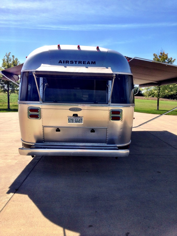 2013 Airstream Flying Cloud 30 Illinois