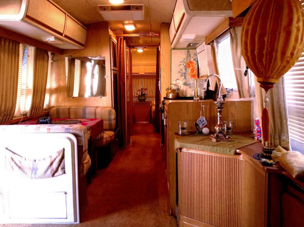 1985 Airstream Sovereign 34 Idaho