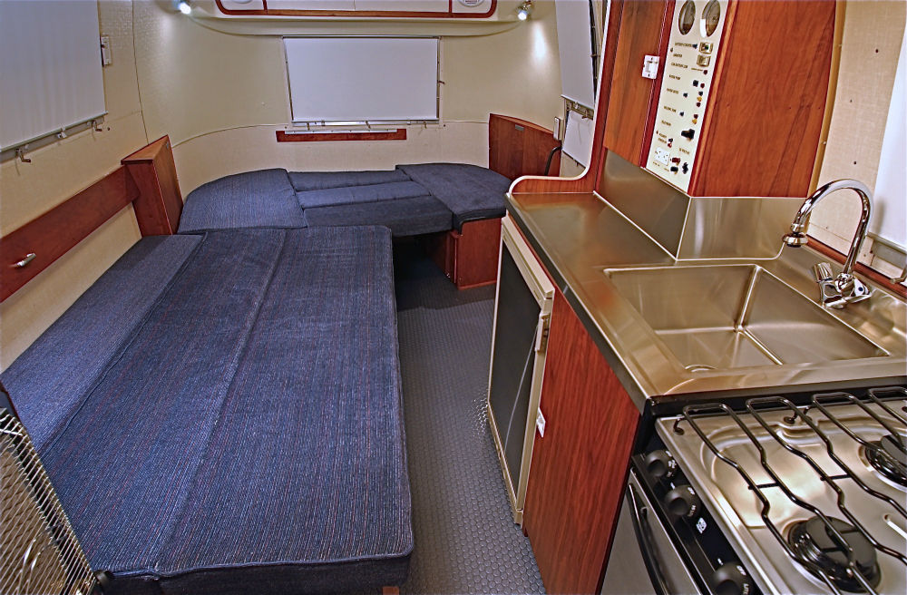 1968 Airstream Globetrotter 20 California