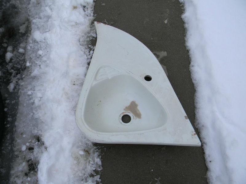1965 Safari Shower Sink Original Toilet Combo Amp Misc