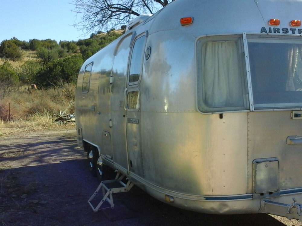 Aluminum Air Battery >> 1977 Airstream Tradewind 25 - New Mexico