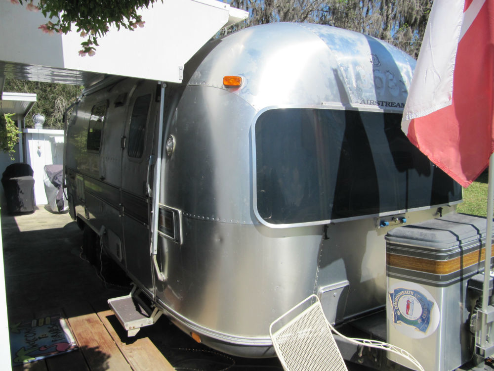 1990 Airstream Limited Null Florida