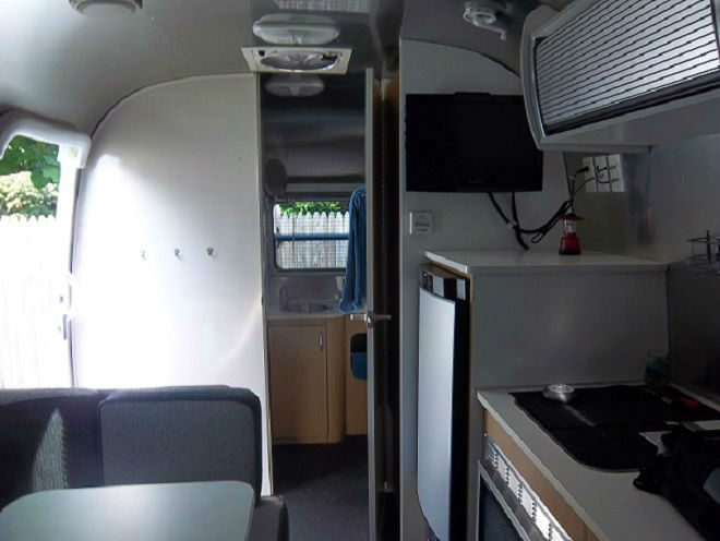2010 Airstream Sport 22 Pennsylvania
