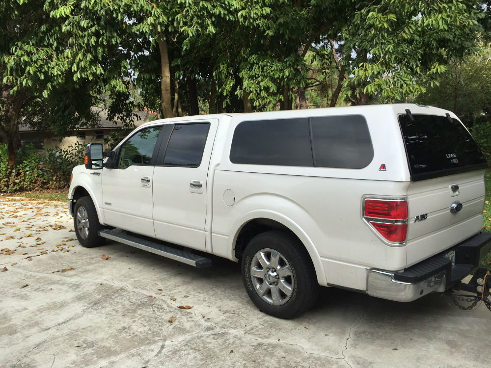 2013 Ford F150 4x2 Supercrew Max Tow Package