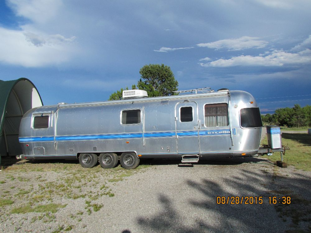 1988 Airstream Excella 34 New Mexico