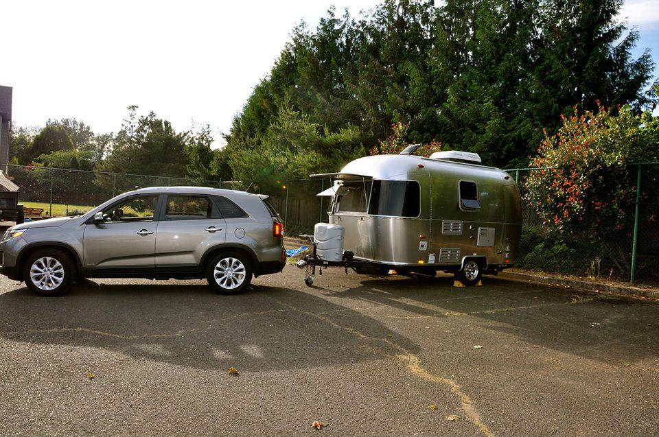 2014 Airstream Sport 16 Oregon