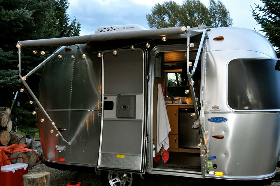 2014 Airstream Sport 16 Oregon