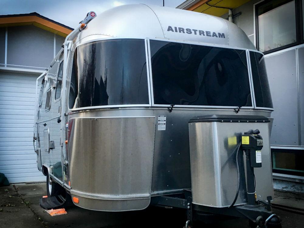 2013 Airstream International 19 Washington