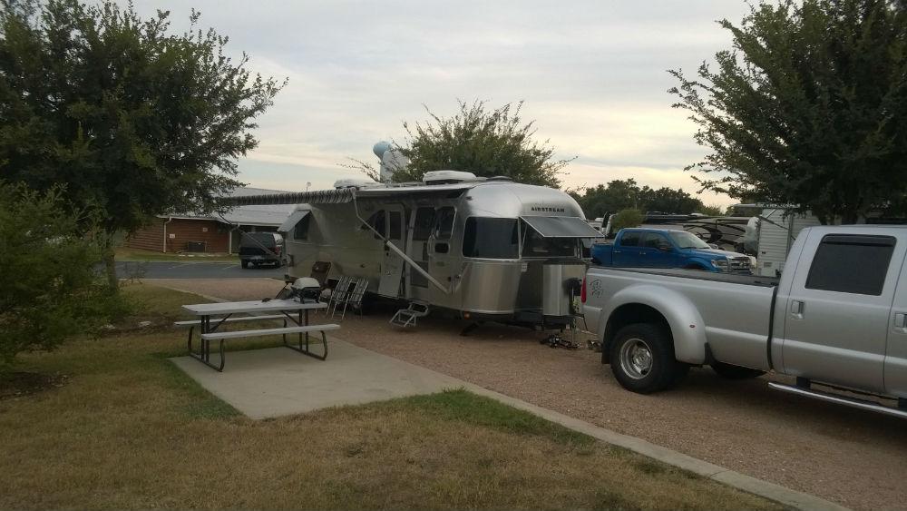 2015 Airstream Classic 30 Texas