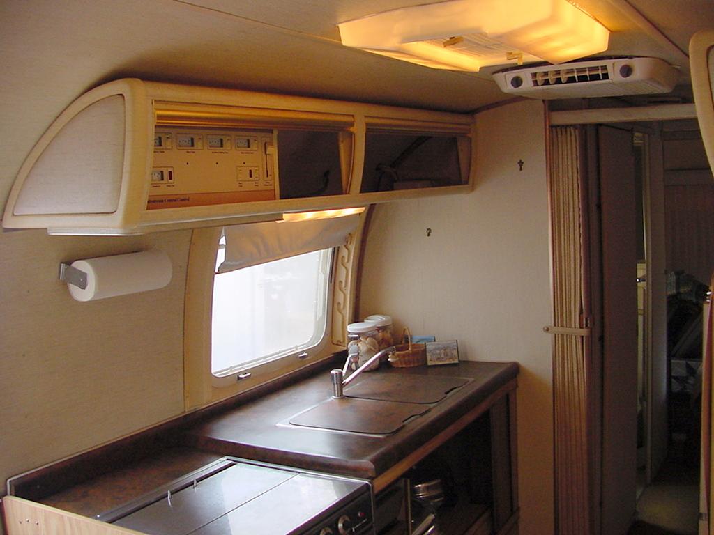 1976 Airstream Sovereign 31 North Carolina
