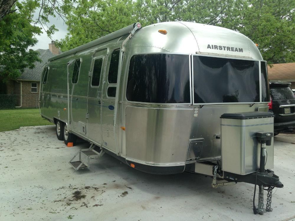 2006 Airstream Classic 31 Texas