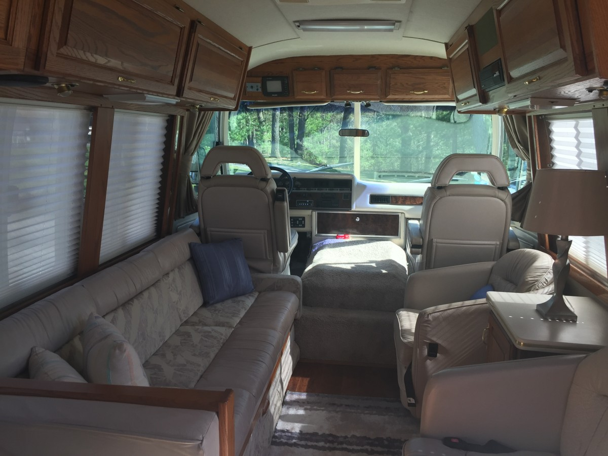 1992 Airstream 350 35 Michigan