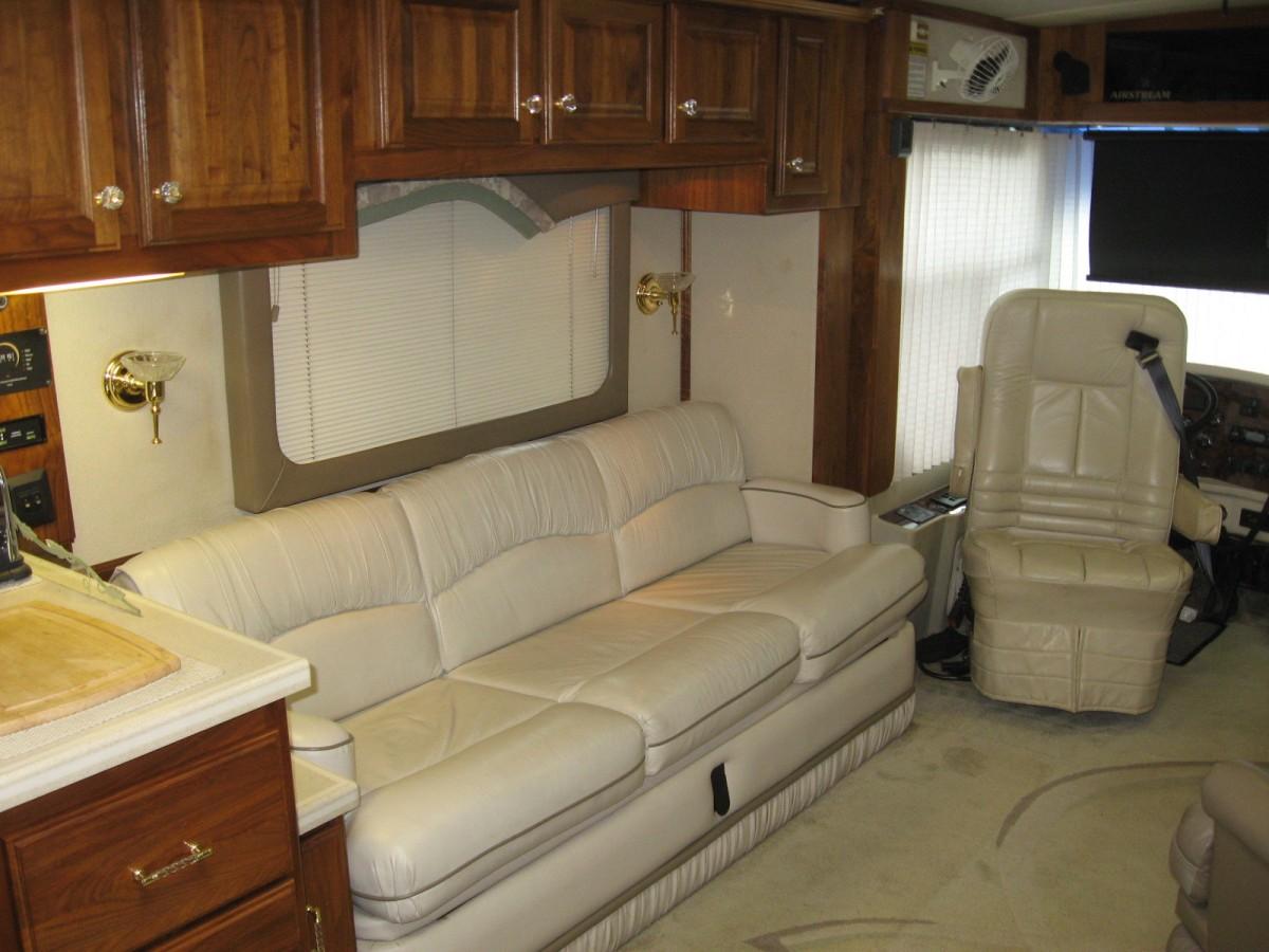 2000 Airstream Land Yacht Xl Diesel 39 Missouri