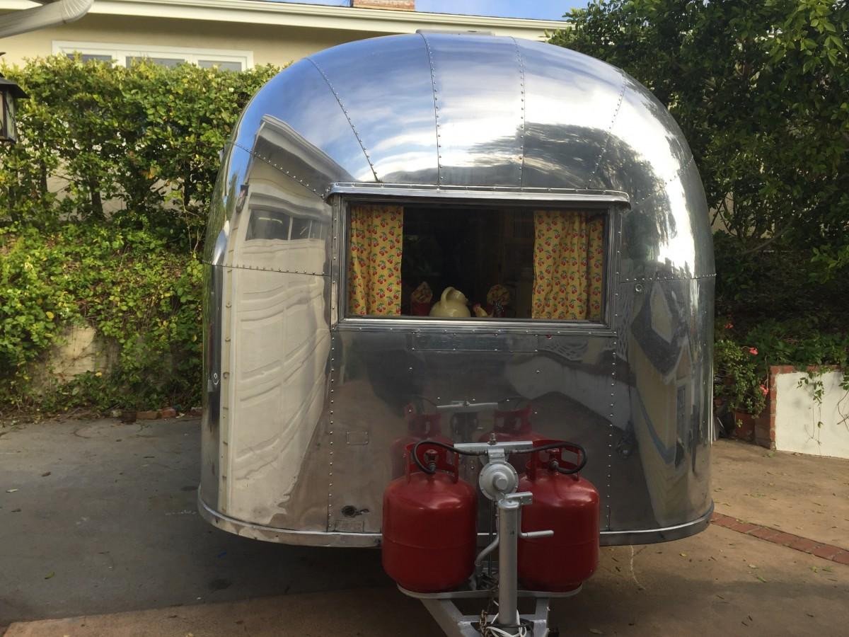 1959 Airstream Traveler 18 California