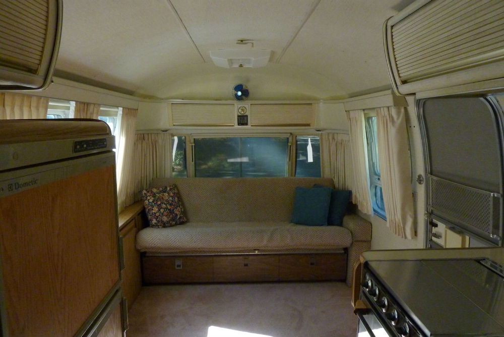 1975 Airstream Sovereign 31 Oregon