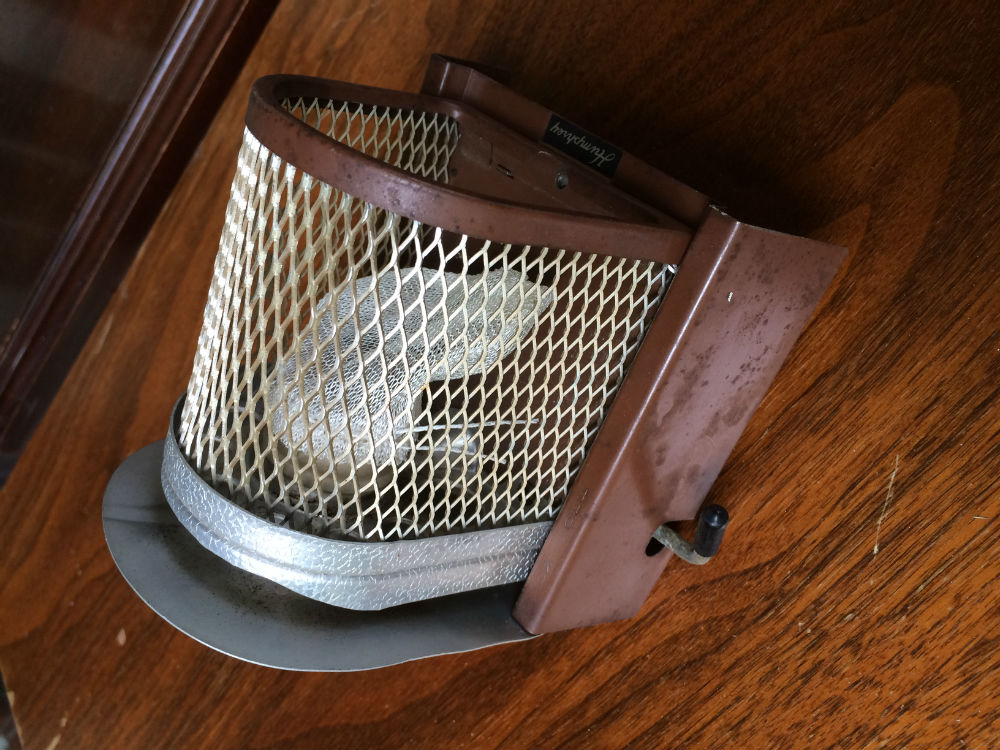 Humphrey Model 8t Gas Light