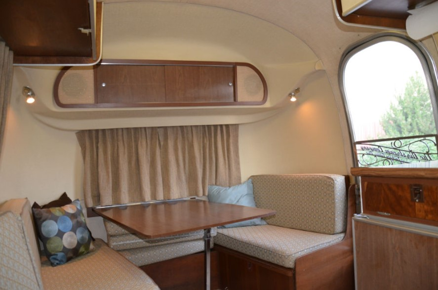 1968 Airstream Caravel 17 Kansas