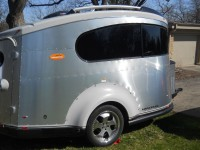 2007 Airstream Basecamp 16 - Illinois