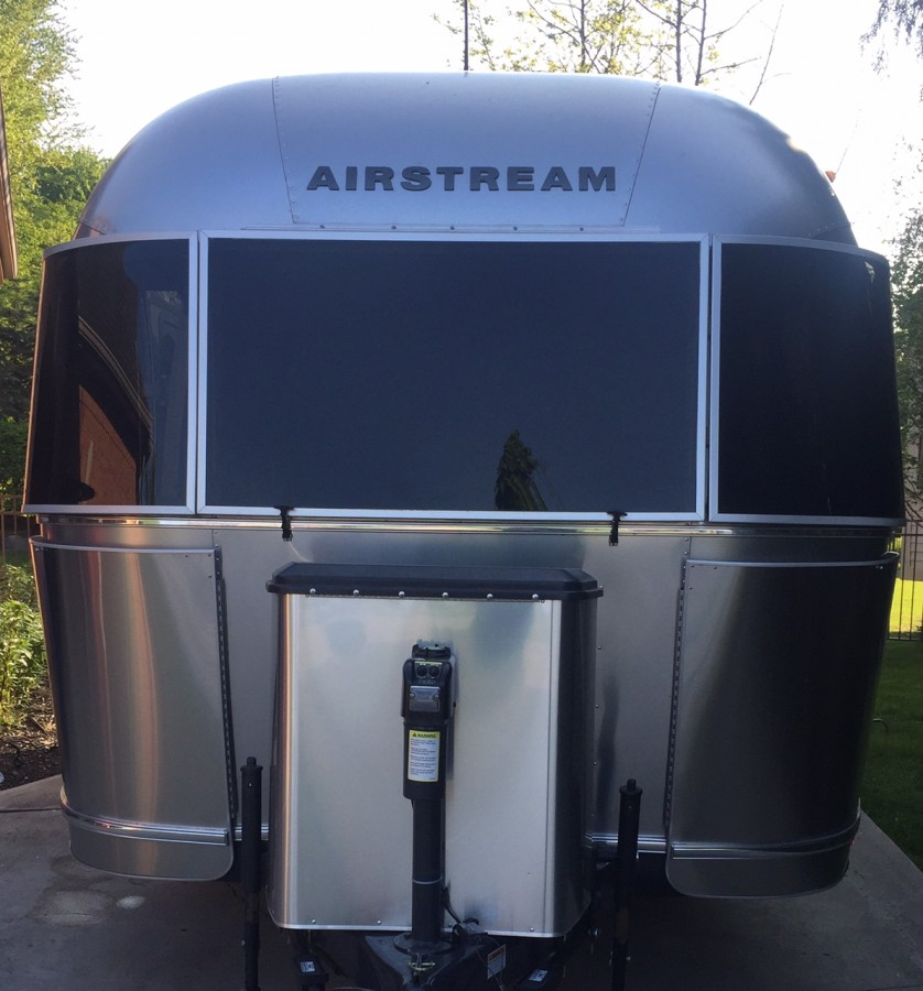 Airstream: 2015 Airstream Flying Cloud 23