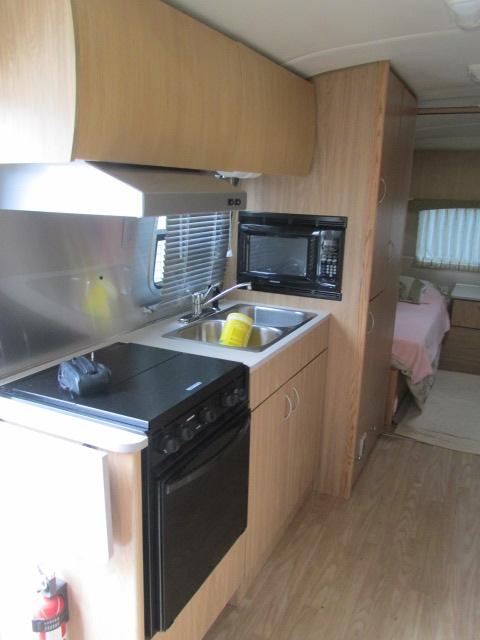 2004 Airstream Safari 25 Illinois