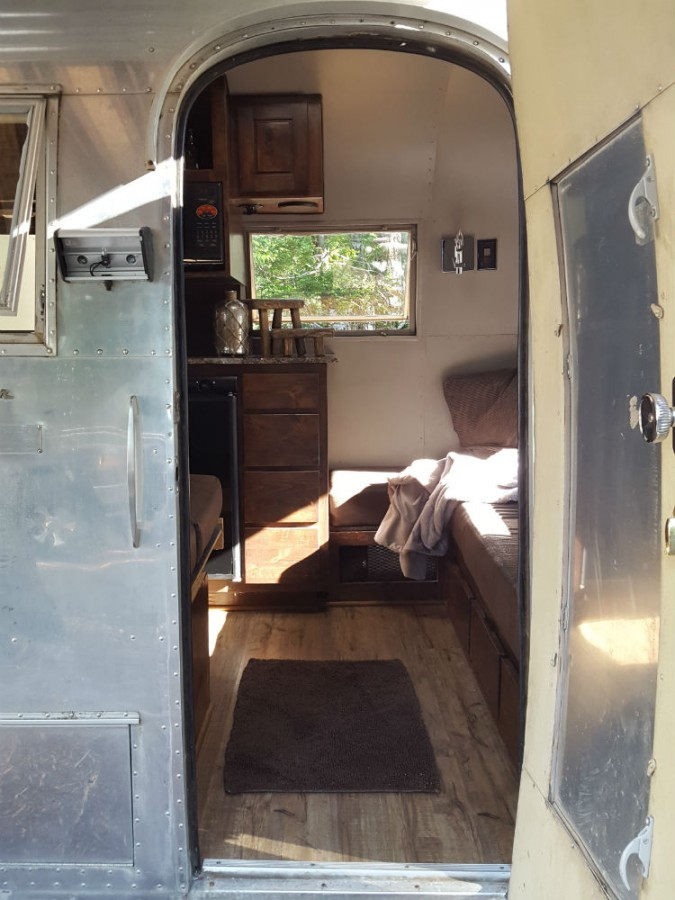 1963 Airstream Globetrotter 19 Washington