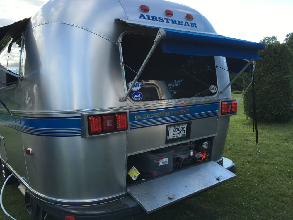 1998 Airstream Excella 1000 31 Maine