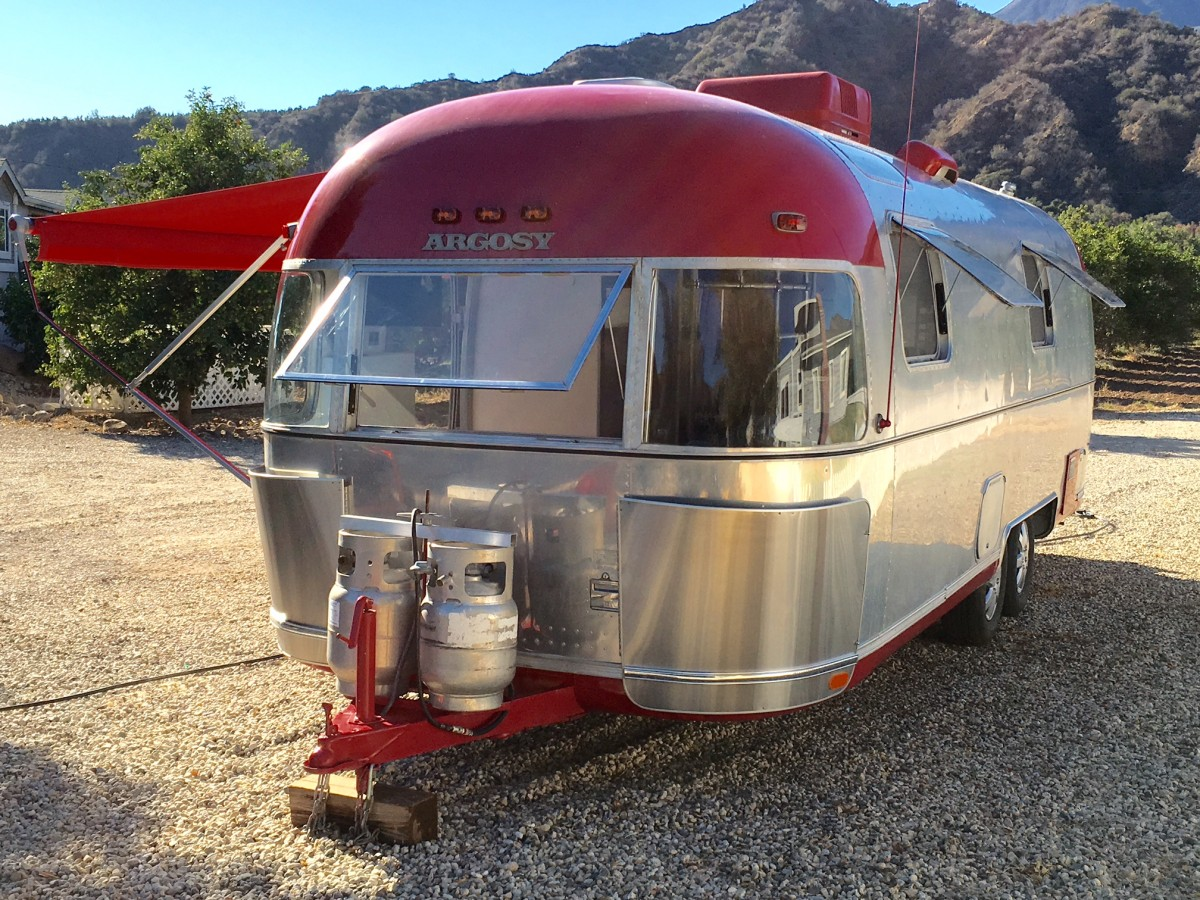 26 Ft Travel Trailer Floor Plans 1975 Airstream Argosy Pictures To Pin On Pinterest Pinsdaddy