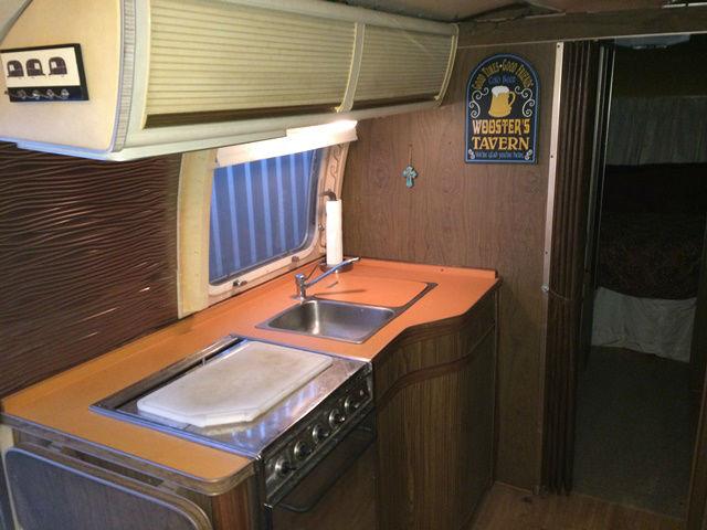 1974 Airstream Overlander 27 Texas