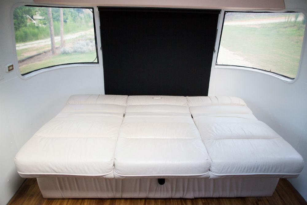 70th Anniversary Airstream Gaucho Sleeper Sofa