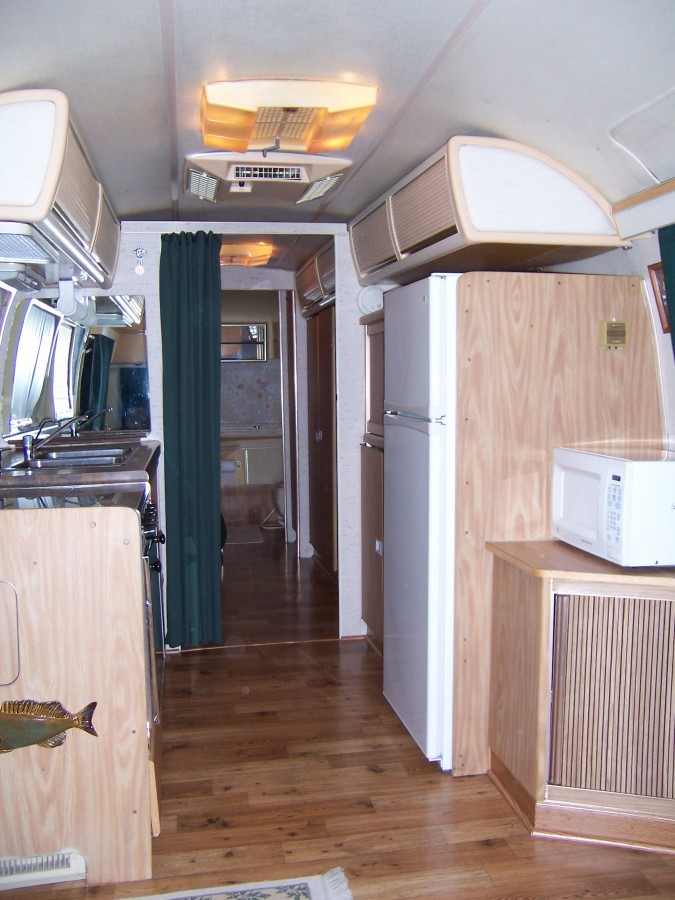 1976 Airstream Sovereign 31 Arkansas