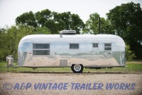 1954 Airstream Cruiser 25 - Texas