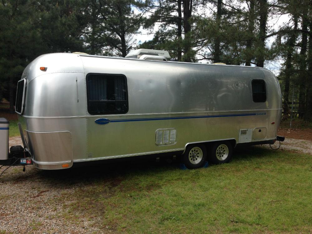 2000 Airstream Safari 25 North Carolina