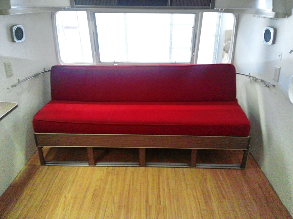 1971 Gaucho Bed Complete