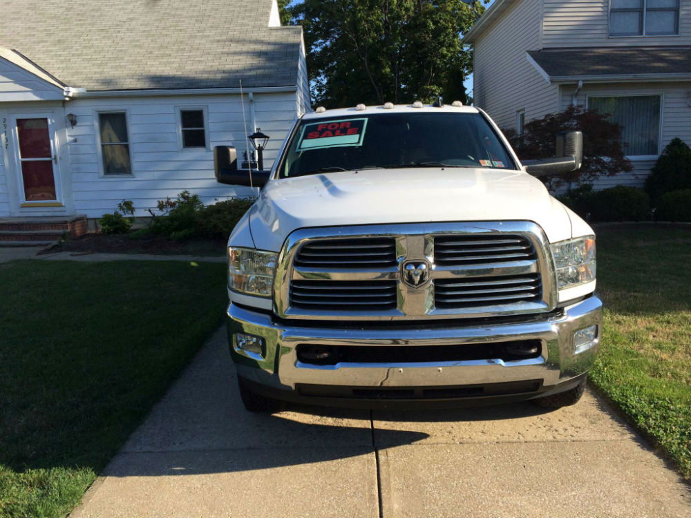 low mileage 2013 ram 2500 4wd big horn crew cab 8 39 bed. Black Bedroom Furniture Sets. Home Design Ideas
