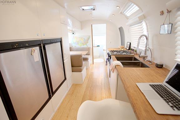 1971 Airstream Sovereign 31 California