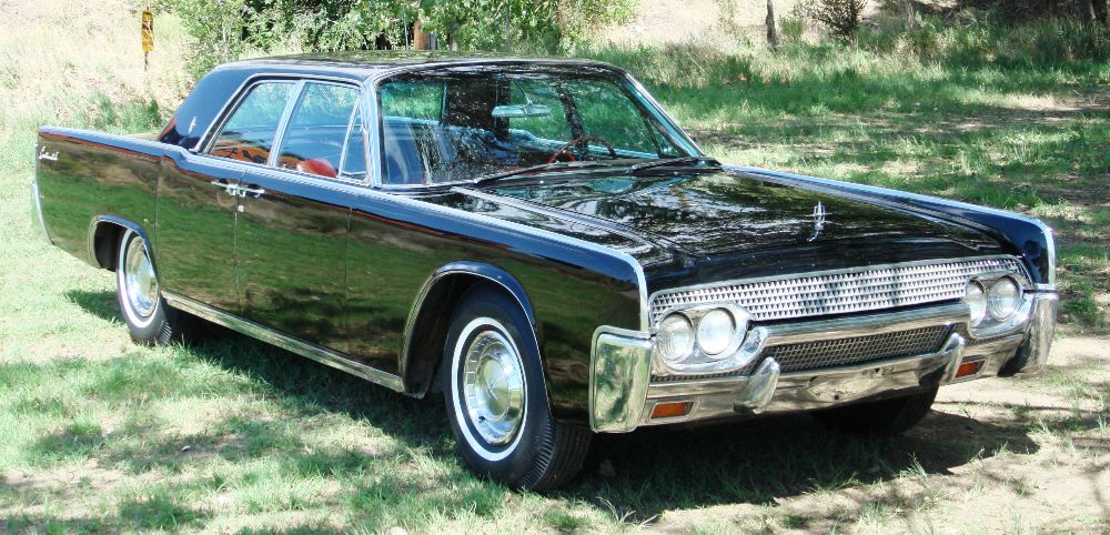 trade for classic 1961 lincoln continental. Black Bedroom Furniture Sets. Home Design Ideas