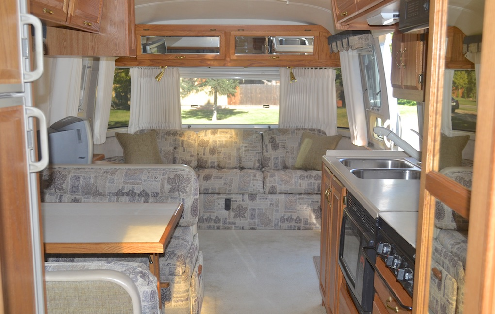 2002 Airstream Classic 30 Colorado